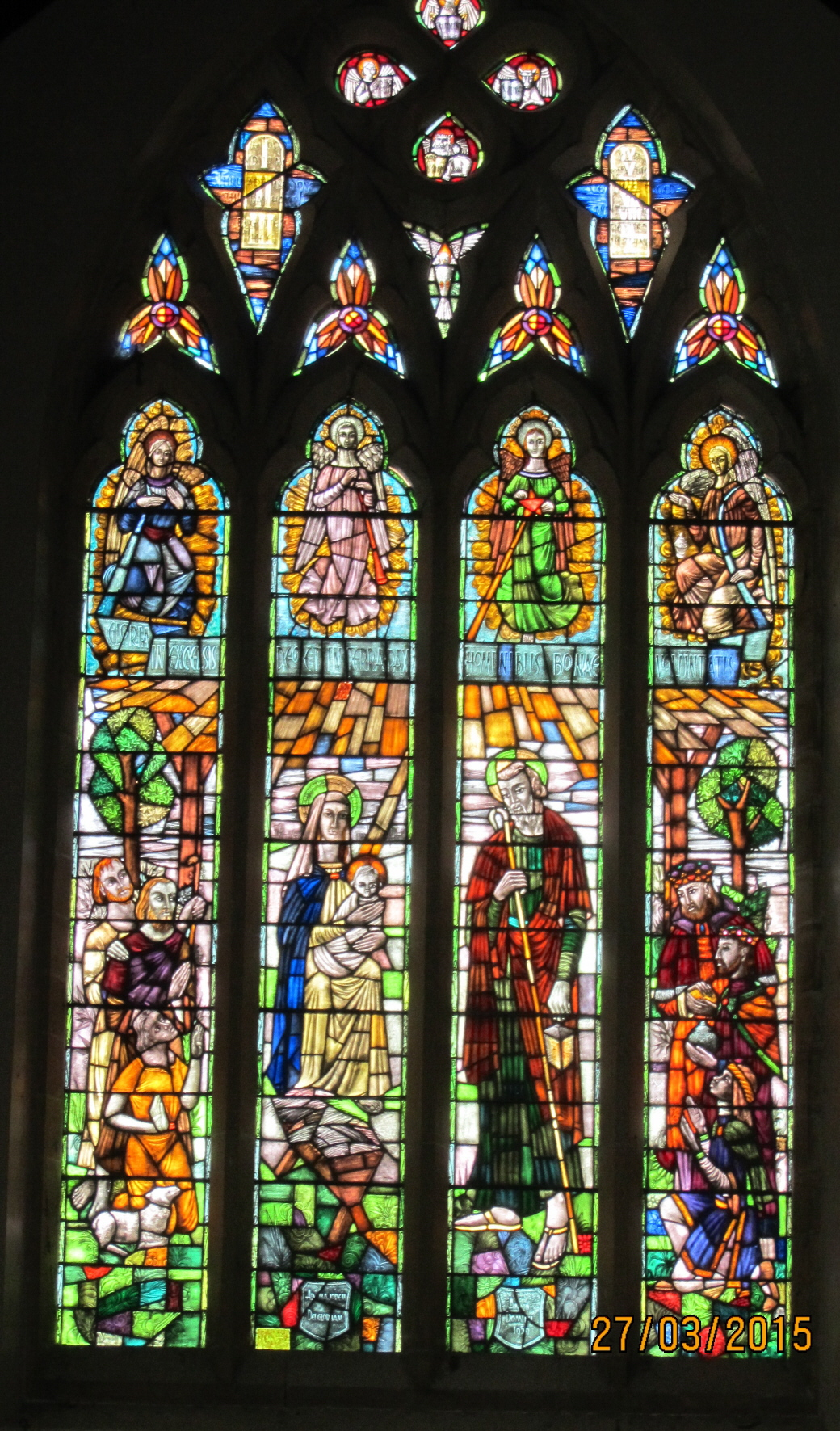 St Mary's Church Windows