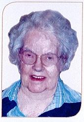 DUCKMANTON, Patricia Margaret