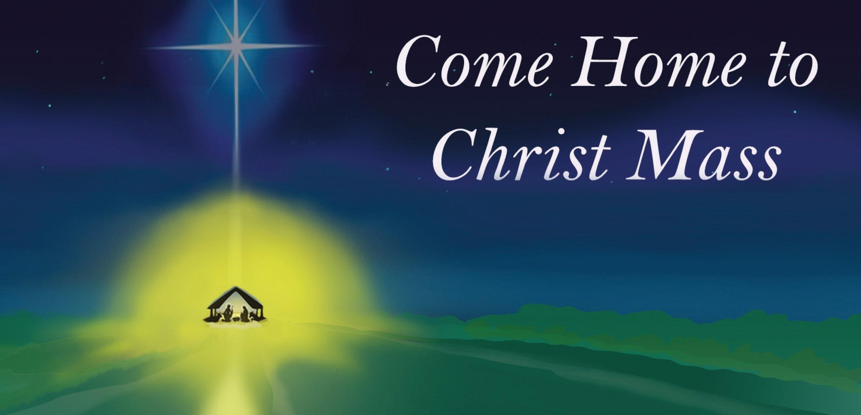 Christmas Mass Times Across the Western Region