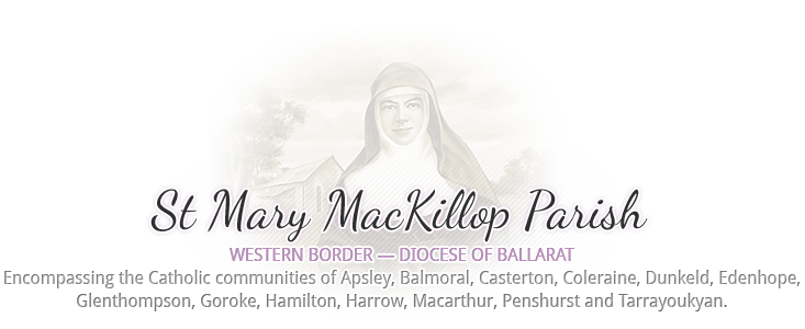 St Mary MacKillop Parish