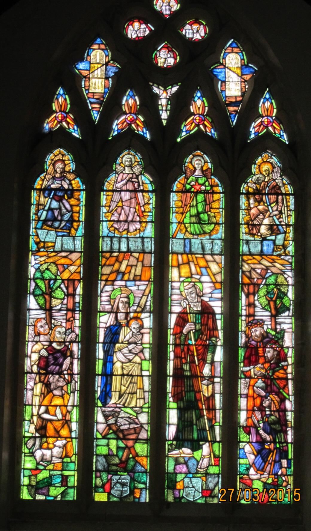 St Mary's Church Windows