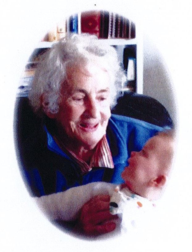 MYERS – Elizabeth Margaret (Betty)