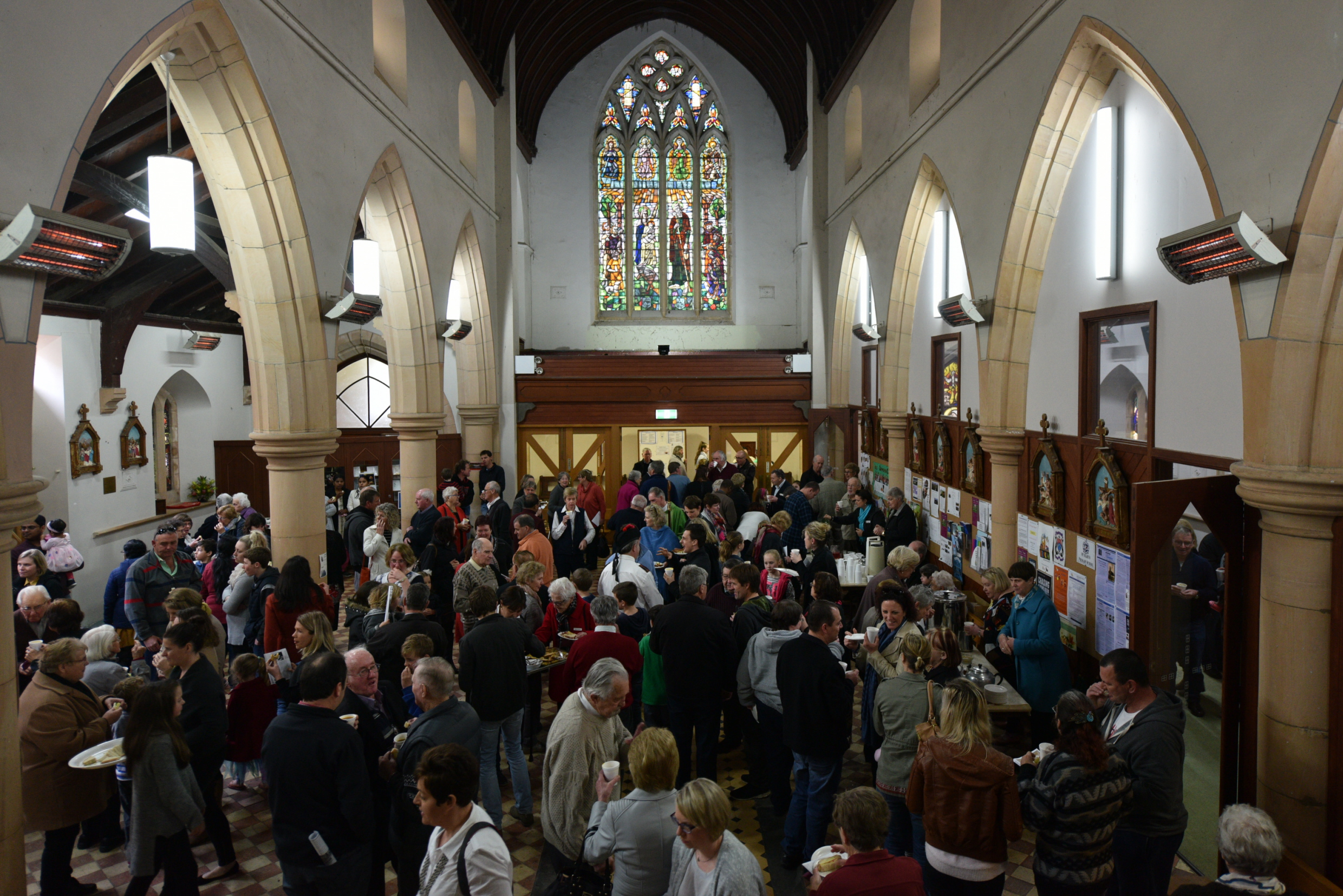 150th Year Celebrations a Success
