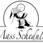 Mass & Communion Service Schedule