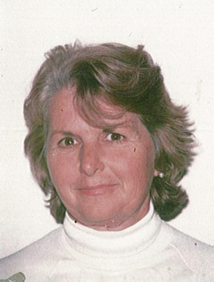 HOLYOAK Nee Gittings, Joan Margaret