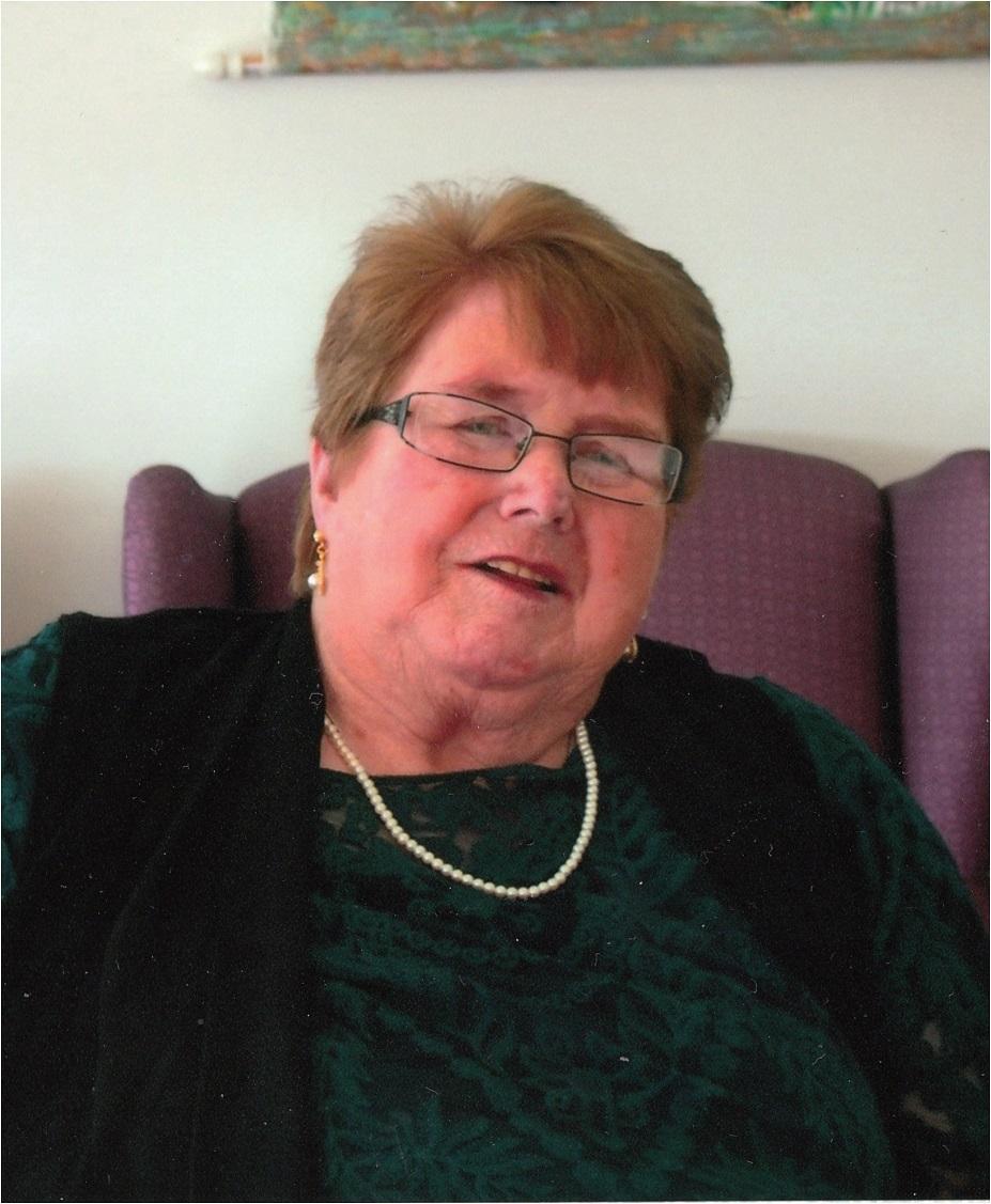 BREBNER, Mary Annette (Annette)